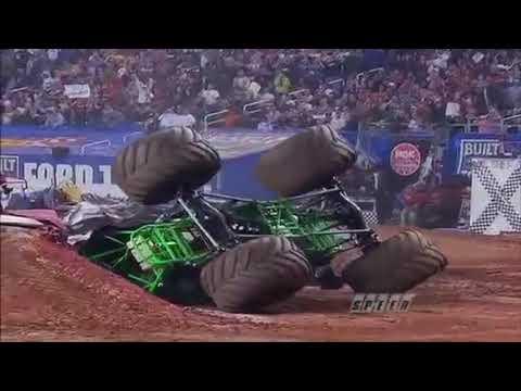 Monster Jam 2008 Season Highlights