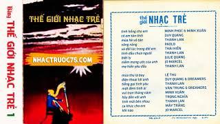 Jo Marcel -  Niềm Mong Ước Của Anh (J'ai Envie) - Thu Âm Trước 1975