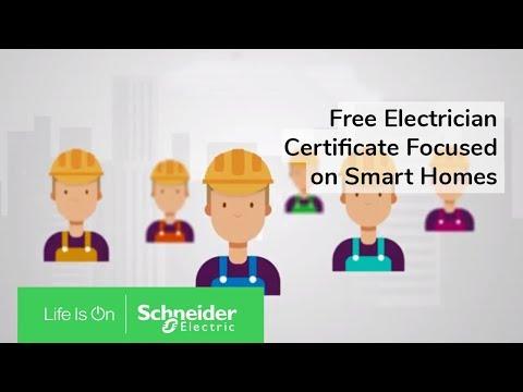 Electrician Certificate Program: Smart Home Technology ... - YouTube