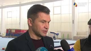 Ionuţ Stroe: Am cerut Federaţiei de gimnastică să organizeze rapid alegeri, să repună lucrurile pe un făgaş normal