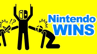 Nintendo is winning the console war