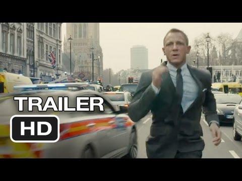 Skyfall (2012) Trailer 2