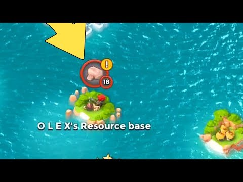 , title : 'Boom Beach A LEVEL 18 IS ON MY MAP!!