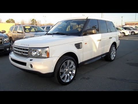2008 Range Rover Sport Supercharged In-Depth Review