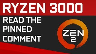 Ryzen 3000 Has Steeper Electrical Requirements!