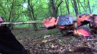 Очередной поход по Крымским лесам.