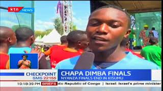 Nyanza finals held at Gusii Stadium ends in Kisumu