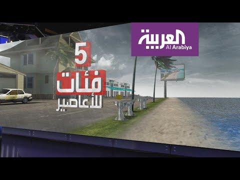 العرب اليوم - شاهد: تعرف على إعصار فلورنس أسبابه وماهيته