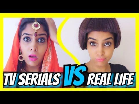 Download Indian TV Serials VS. Real Life   #AnishaTalks HD Mp4 3GP Video and MP3