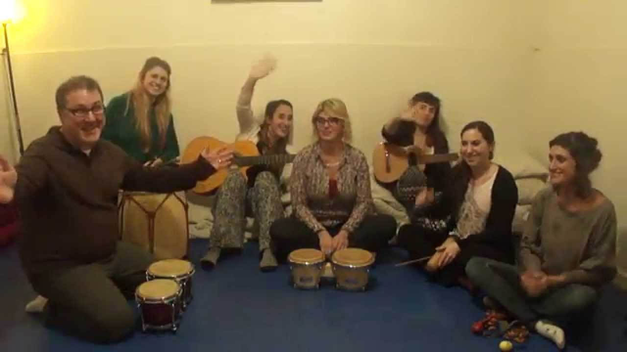 Centro CAMINO celebrate 30 anniversary of World Federation of Music Therapy