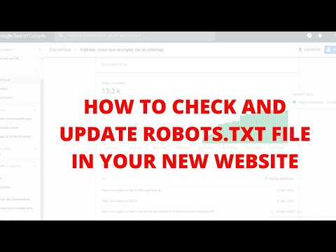 How to check and update robots txt file in your website