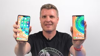 Huawei Mate 30 Pro vs Huawei Mate 30 + First Impressions