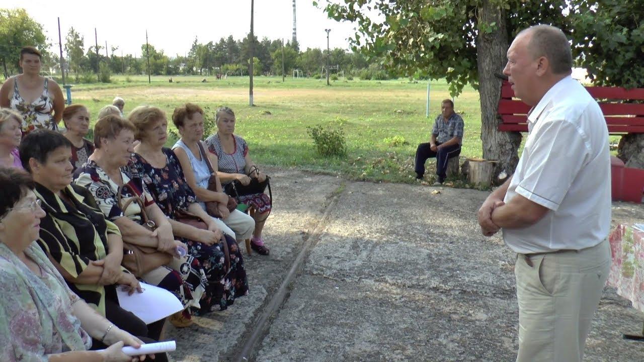 Міський голова Сергій Хортів взяв участь у зборах організації ветеранів