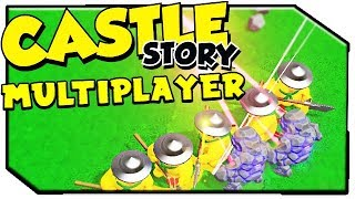 Castle Story | Multiplayer | Invasion | #5