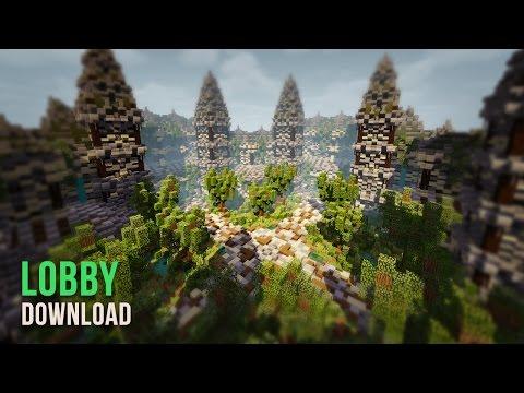 Small Lobby DOWNLOAD Minecraft Project - Maps fur minecraft runterladen
