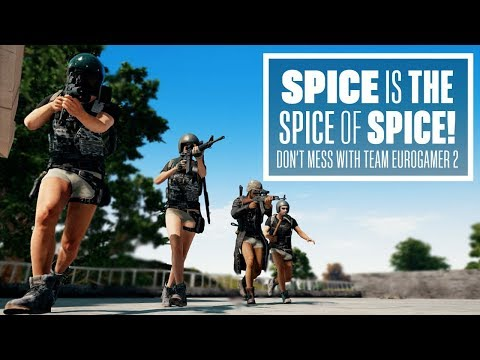 Don't Mess With Team Eurogamer 2 – Spice is the Spice of Spice