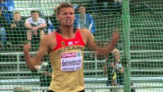 Pascal Behrenbruch Discus 48,24m Helsinky 2012