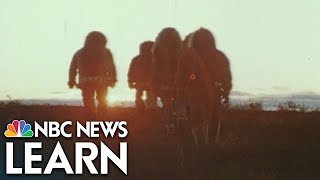 The Bering Land Bridge and the First Americans