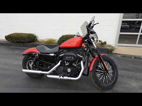 2013 Harley-Davidson Iron 883 XL883N