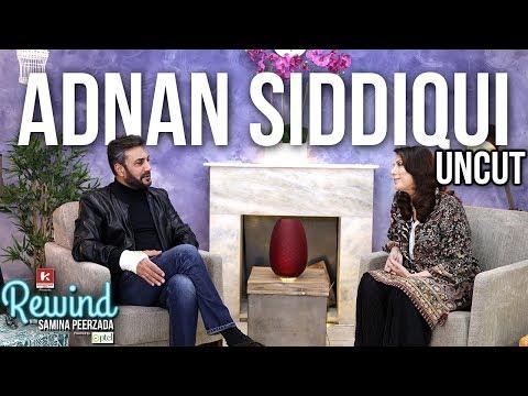 Adnan Siddiqui on Rewind with Samina Peerzada | Full Episode 3 | Angelina Jolie | Hollywood