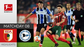 FC Augsburg 1-1 Arminia Bielefeld Pekan 8