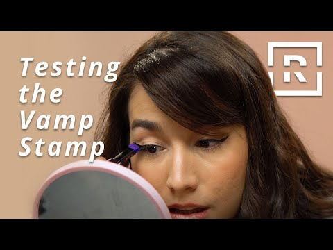 Cat-Eye Vamp Stamp Review | Unboxed | Racked