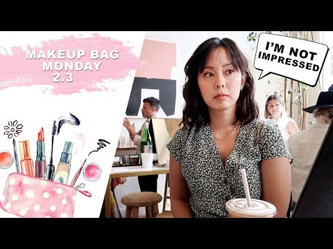 I'm not impressed | Makeup Bag Monday 2.3 (weekly shop my stash and vlog)