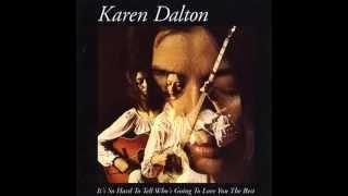Karen Dalton - I love you more than words can say