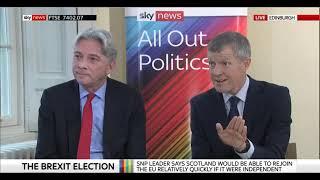 Scotland Party Leaders Debate - 2of4