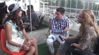 Debora Menicucci Miss Mundo Venezuela 2014