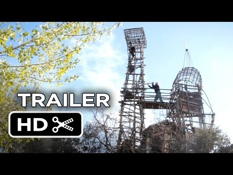 IFFR (2014) - The Creator Of The Jungle Trailer - Documentary HD