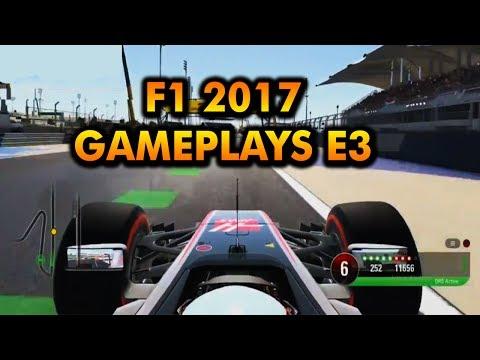 Gameplay de F1 2017 Special Edition