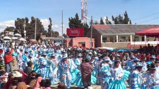 preview picture of video 'Carnaval Huatajata 2015'
