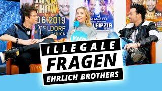 EHRLICH BROTHERS: Versextes Interview   Illegale Fragen