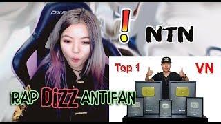 Hết Hồn NTN - Youtuber Số 1 VN Tung MV Dizz Antifan Quá Chất || NGỪNG PHÁN XÉT - NTN