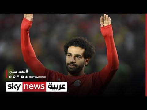العرب اليوم - النجم المصري محمد صلاح يحتفظ بشارة