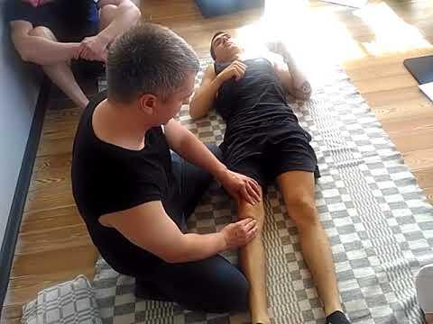 Боль тазобедренного сустава при поднятии ноги