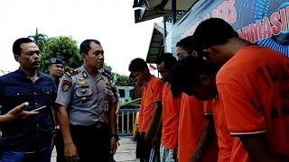 Tujuh Pelaku Pencurian Batubara Diamanakan Saat Beraksi di Atas Tongkang