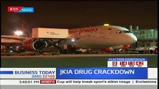 JKIA Drug CRACKDOWN: KQ in flight crew members nabbed