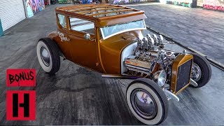 500hp Hemi Powered Model T