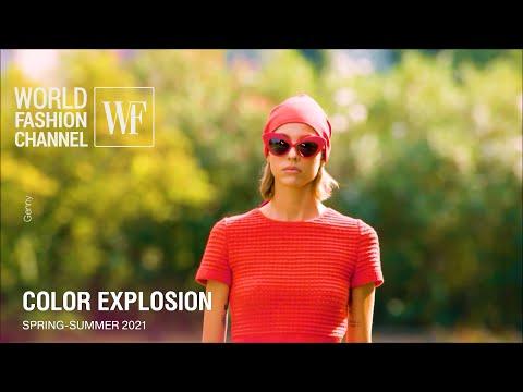 Color Explosion spring-summer 2021 I Part 1