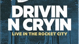 Perry Brown-Drivin N Cryin Gig Poster Process Video
