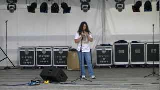 Amazing Grace - Michelle Gagnon, Musical Echoes 2012