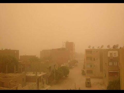 العرب اليوم - شاهد: طقس سيئ يضرب المحافظات المصرية