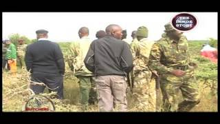 Poachers and Butchers by Dennis Onsarigo