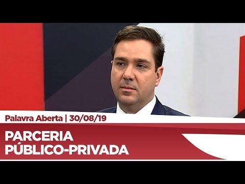 Eduardo Bismarck explica nova modalidade de parceria público-privada
