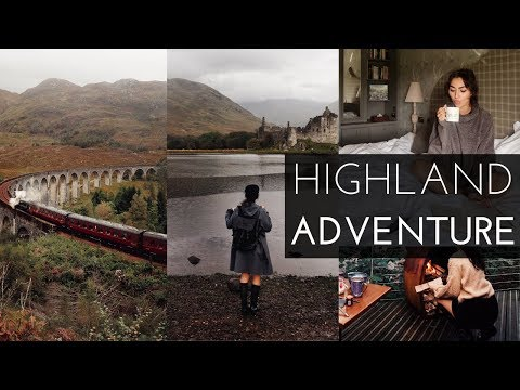 The Scottish Highlands: 24 hours in Glencoe