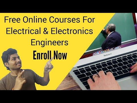 Free Online Courses For Electrical And Electronics Engineers ...