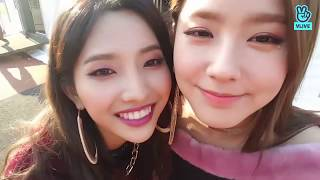 K/DA Behind The Scenes stream with G-IDLE Soyeon, G-IDLE Miyeon! feat. Jaira Burns and Madison Beer