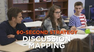 60-Second Strategy: Discussion Mapping
